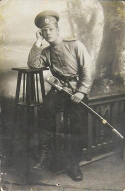 Солдаты Первой Мировой 1914 год
